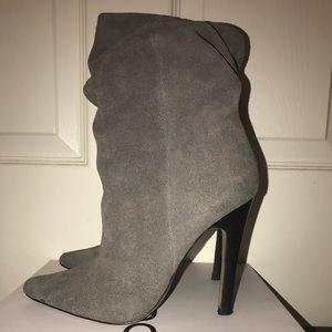 Aldo Shoes - Mid calf Aldo slouch slip on boot SIZE 6.5